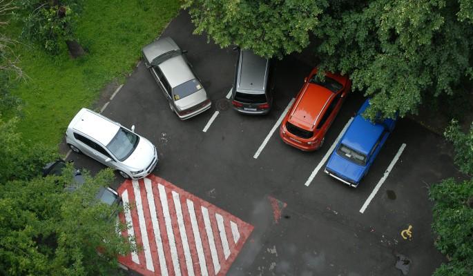 Свободные парковки в Москве найдутся через телефон