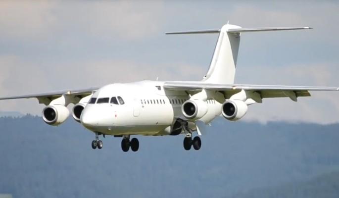 Первые фото и видео с места крушения самолета в Колумбии