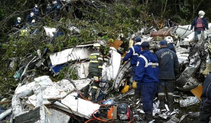 Установлена причина крушения самолета с футболистами