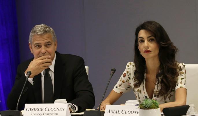 Актер Джордж Клуни на грани развода