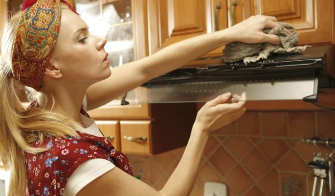 Как быстро убрать квартиру перед Новым годом