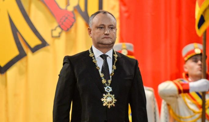 Новый президент Молдавии отвернулся от ЕС