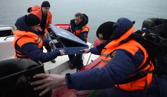 Фатальная ошибка экипажа Ту-154