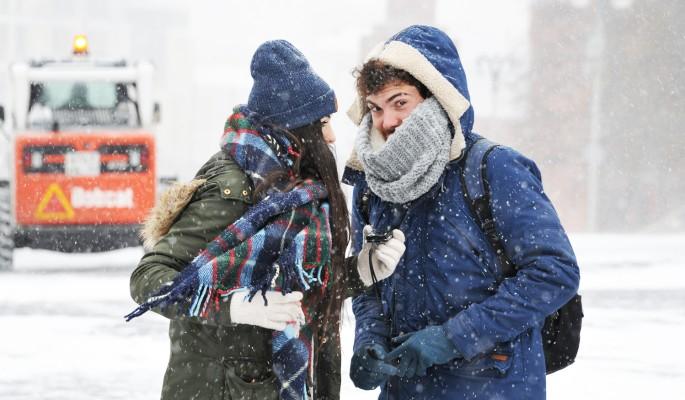 Синоптики предупредили москвичей об аномальных морозах