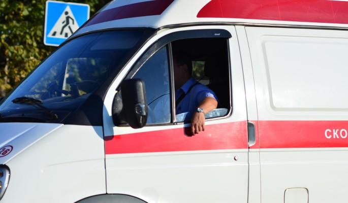 Помешавшая скорой автохамка отделалась штрафом в 500 рублей