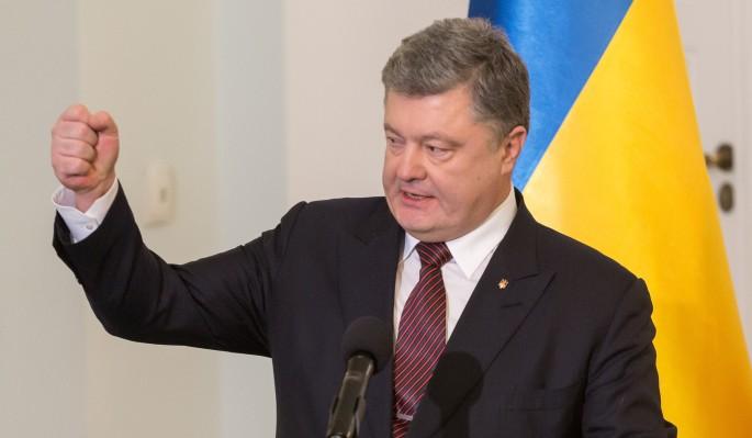 Порошенко придумал план возвращения Крыма