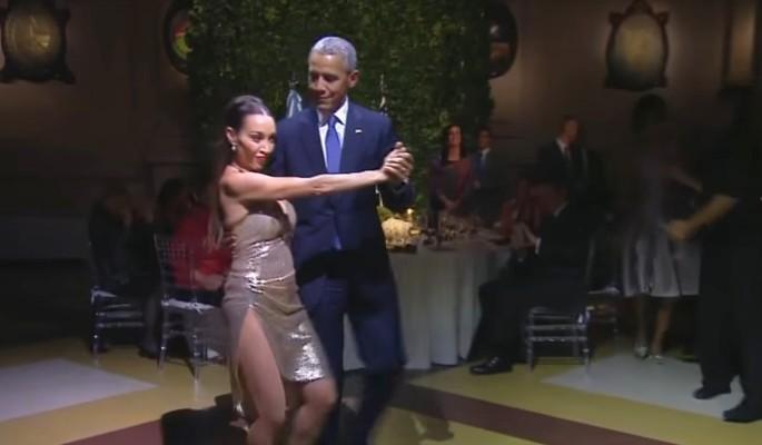 Последнее танго и ляпы Обамы
