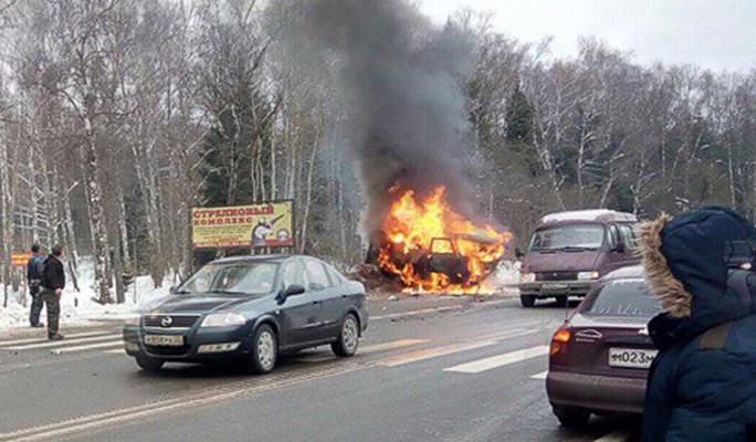 Выживший в страшной аварии на юге Москвы потерял память