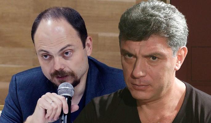 Немцов довел Кара-Мурзу до реанимации
