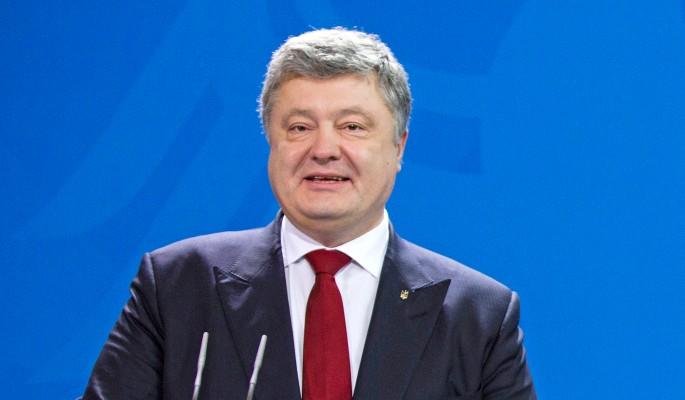 Киев в экстазе от звонка Трампа Порошенко