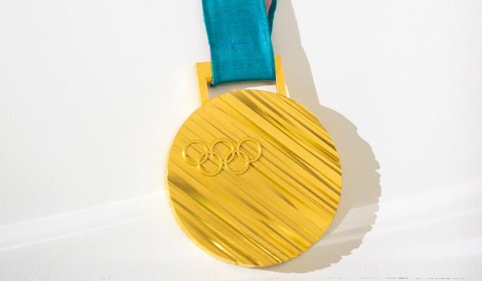 Медальный зачет Олимпиады-2018