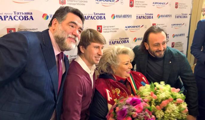 Татьяна Тарасова: Я выбыла с дистанции навсегда