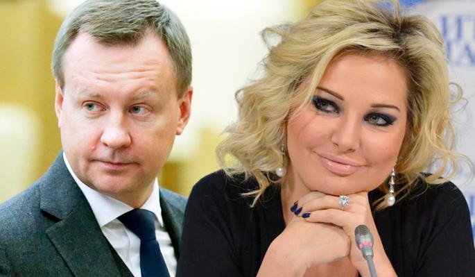 Вороненков оправдался за побег с Максаковой на Украину