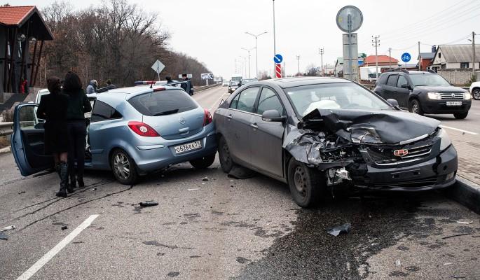 За год на российских дорогах погибли 20 тысяч человек