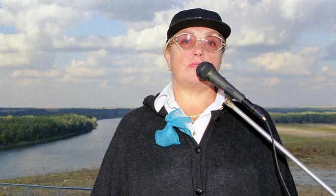 Дочь Федосеевой-Шукшиной сбежала в Африку
