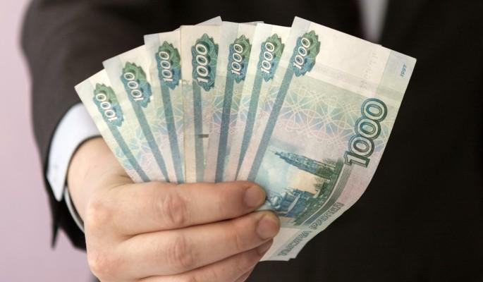 Чиновники в России стали больше зарабатывать