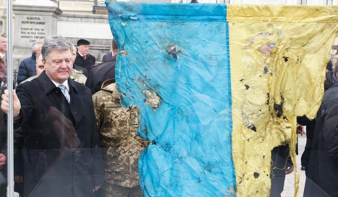 Украина исчезнет с карты мира через два месяца