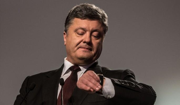 Порошенко стал президентом поневоле