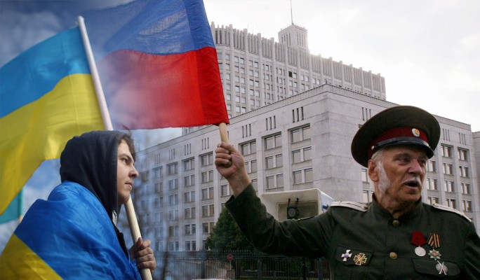 За что украинцы не любят русских