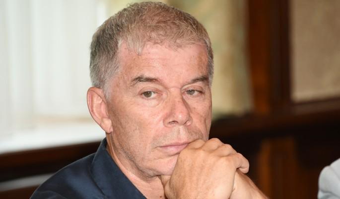 Олег Газманов попросил сына сменить фамилию