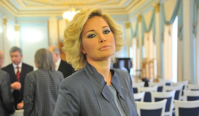 Сбежавшая в Киев Максакова причислила себя к элите