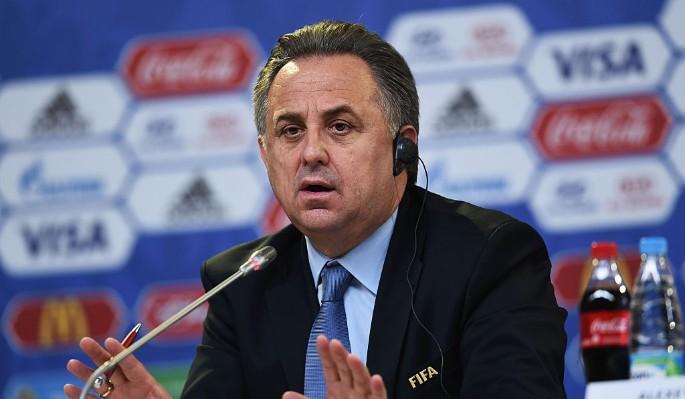 ФИФА выставила Мутко за дверь