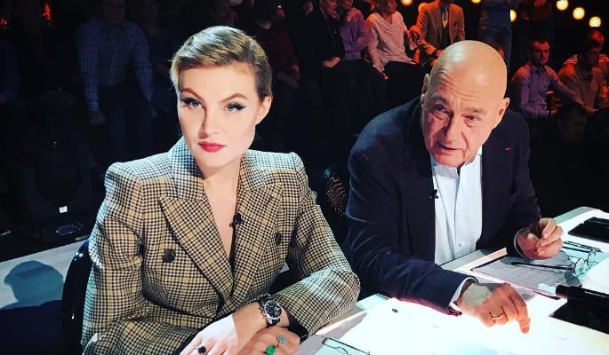 Познер и Литвинова раскаялись перед одноногим танцором
