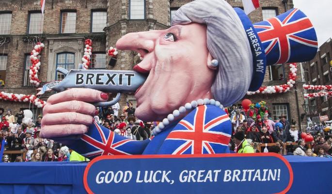 Британия и ЕС делят имущество