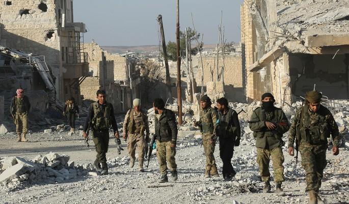 США решили затопить Сирию
