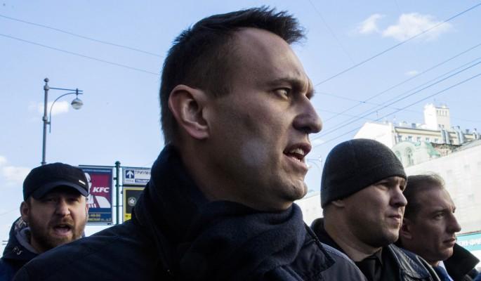 Навальный снова подставил россиян