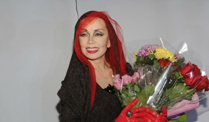 57-летняя Евдокия Германова стала неузнаваема