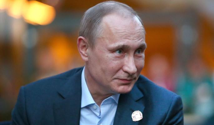 Путин подшутил над президентом Исландии