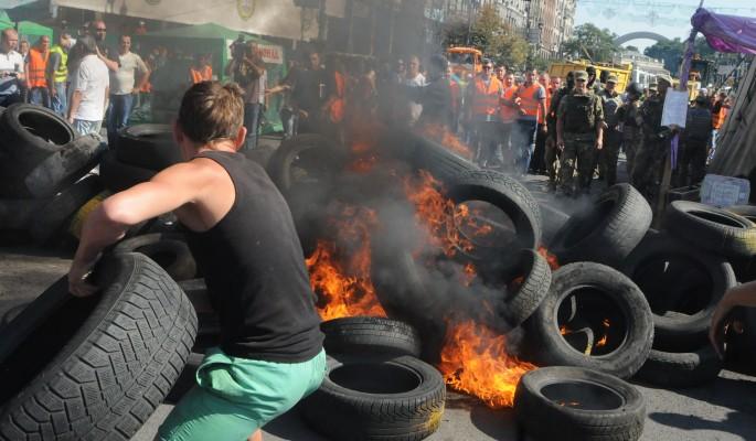 Украинские боты стоят за призывом выйти на Красную площадь