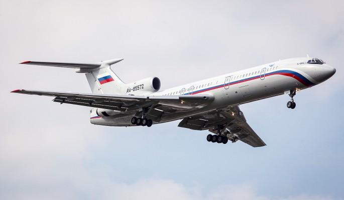 Подробности расследования крушения Ту-154 в Сочи