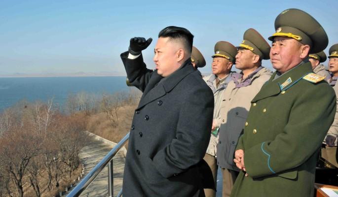 Ким Чен Ын пригрозил агрессору Трампу