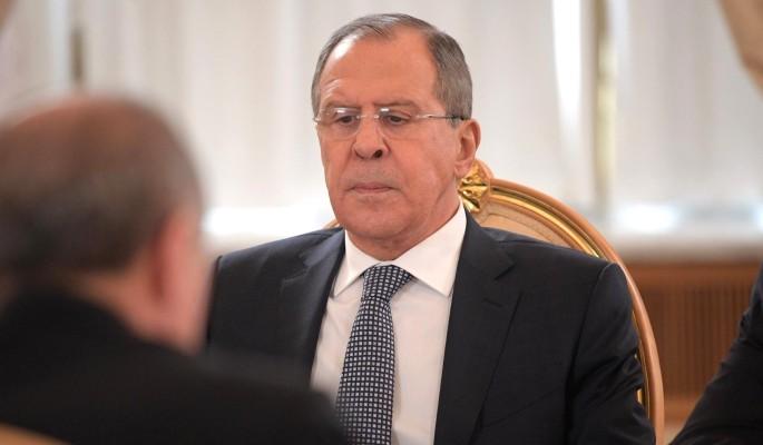 """США приказали Грузии """"отчитать"""" Лаврова"""