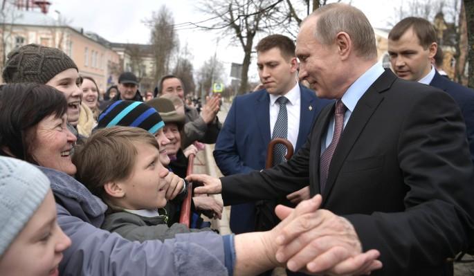 Неожиданный поступок Путина удивил россиян