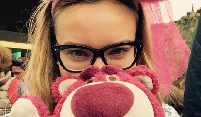 Актрисе Александровой выстрелили в глаз