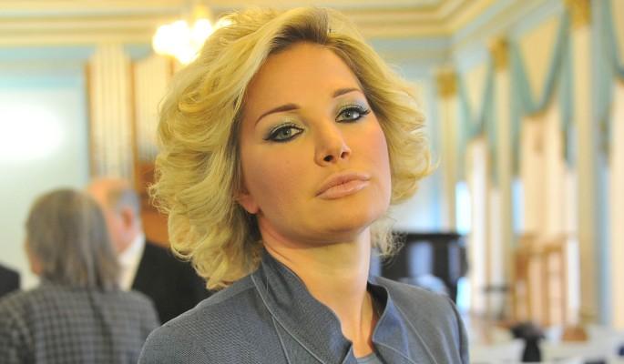 Горе Максаковой назвали ее лучшей актерской работой