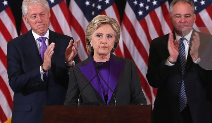 Обиженная Клинтон плетет заговор против Трампа
