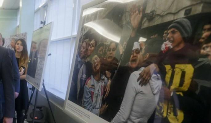 Сирийские фотохроники добрались до Вены