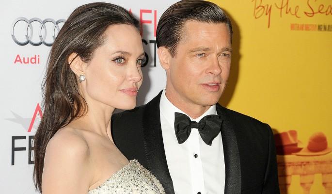 Джоли и Питт всех обманули с разводом