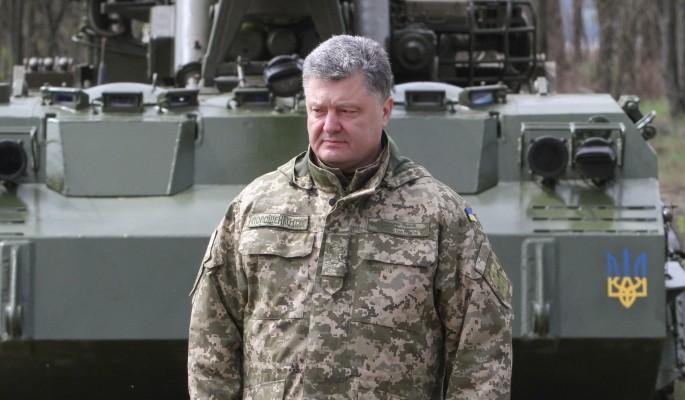 Порошенко заявил о новой войне с Россией