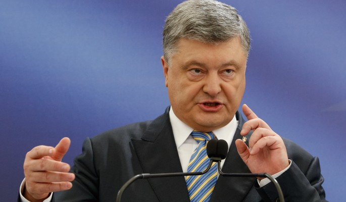 """Порошенко сделал странное обещание в соцсети """"ВКонтакте"""""""