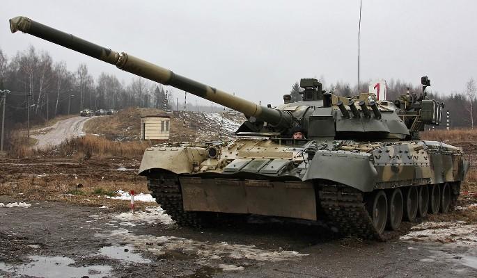 Порошенко грозит жителям Донбасса новыми Т-80