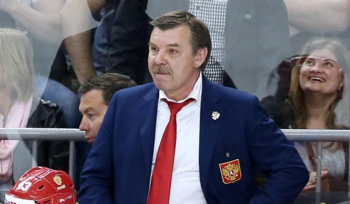Третьяк отказался увольнять Знарка после нового провала с Канадой