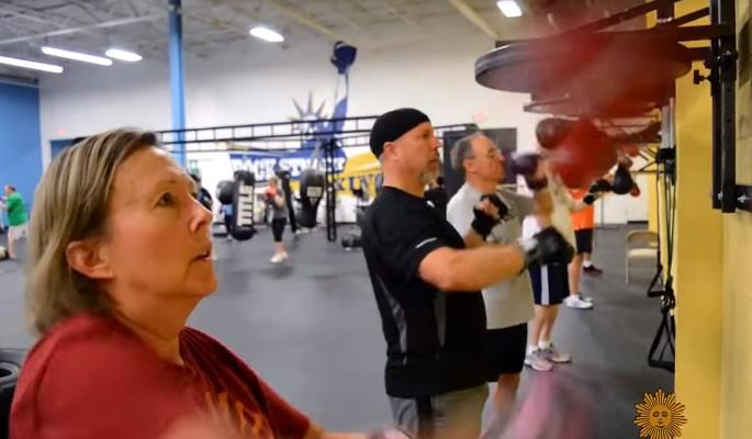 Болезнь Паркинсона научились лечить боксом