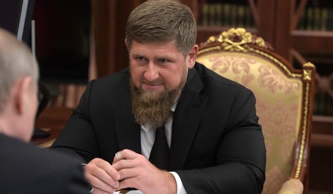 Доходы Кадырова подскочили в два раза