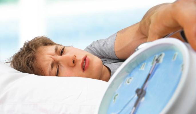 Недосыпание приводит к внезапной смерти
