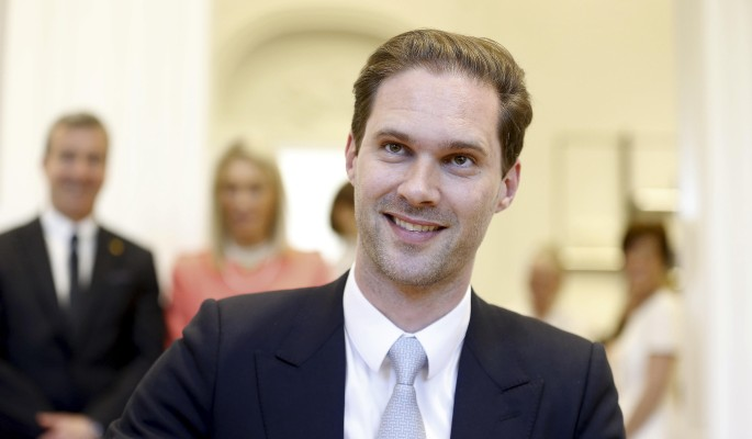 Муж главы Люксембурга возомнил себя первой леди